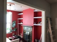 Painting & Decorating 30 years Experience in Interior and Exterior Decorating Also plastering
