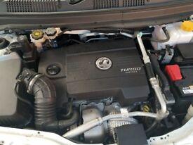 Vauxhall Antara 2.2 diesel 6 speed manual.