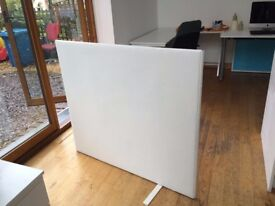 White office screens