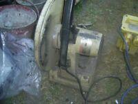 110 Volt Chop Saw