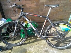 Adult muddy fox anarchy 400 mountain bike