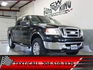 2007 Ford F-150 XLT / Supercrew 4x4 / Loaded 4.6 Liter