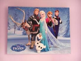Frozen Canvases