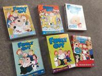 Family Guy DVD sets