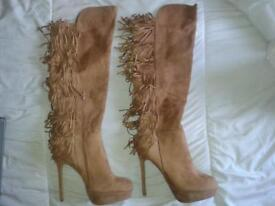 jeff bains womans boots