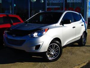 2012 Hyundai Tucson 51 000KM! GARANTIE 7ANS/120000KM