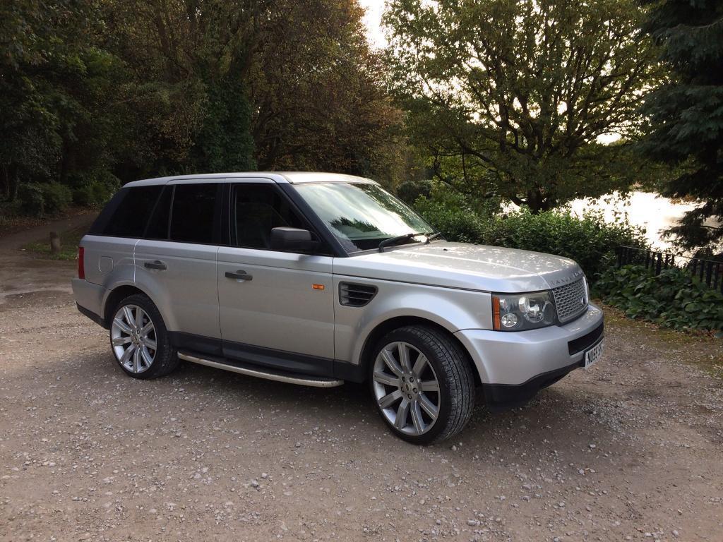 Range Rover sport. 55plate. Long mot.