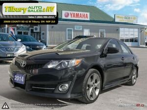 2014 Toyota Camry SE. *Back up Cam. Nav. Bluetooth. Push to Star