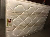Double spring mattress £30