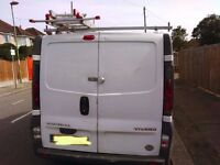 VAUXHALL VIVARO VAN 1.9 DIESEL SAME AS RENAULT TRAFFIC 12 MONTHS MOT GOOD RUNNER