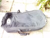 "Protection Racket Hardware Bag and 20"" Bass Drum Bag"