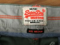 [brand new] SUPERDRY trousers