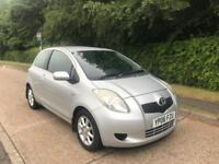 2006 06 TOYOTA YARIS 1.4 D4d T3 FSH DIESEL 1 LADY OWNER TOP SPEC MUST SEE IMMACULATE BARGAIN £30 TAX