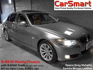 2011 BMW 328 i xDrive, 1 Owner, Premium Pk'g, Navigation