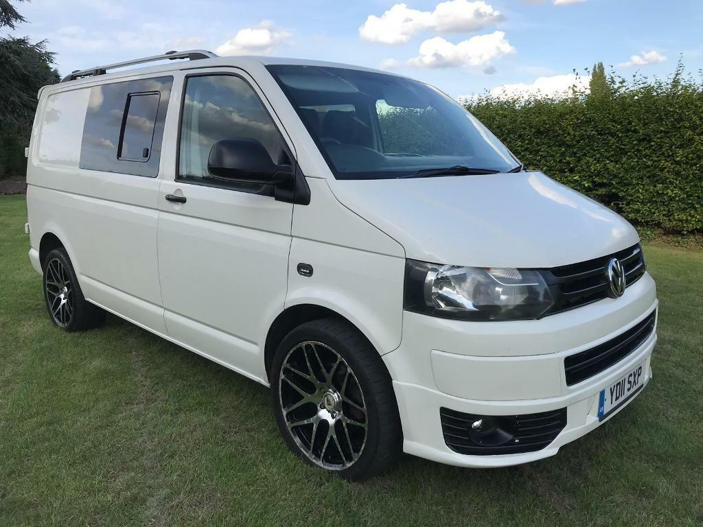 Vw transporter t5 t5 1 2 0tdi 102bhp swb camper 2011 cheap tax | in  Bingham, Nottinghamshire | Gumtree
