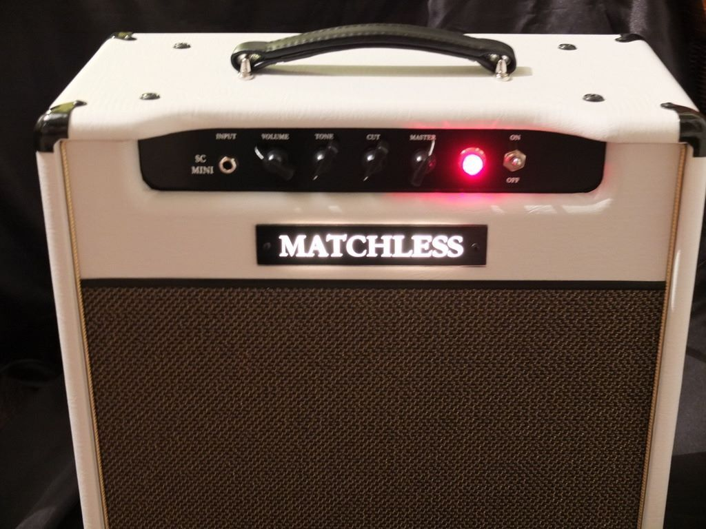 matchless combo amp