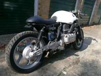 Bmw k75 caferacer project