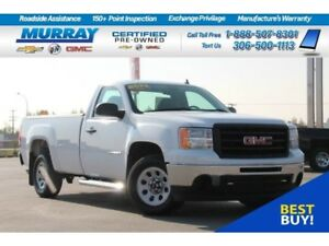 2013 GMC Sierra 1500 *BENCH SEAT,CLIMATE CONTROL*