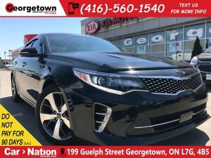 2016 Kia Optima SXL | NAVIGATION | TOP OF THE LINE |