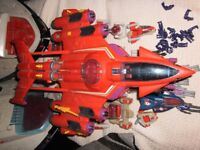 vintage manta force toys by bluebird 1980s
