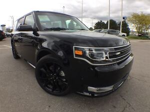 2016 Ford Flex Limited W/Ecoboos+Low Kms!!
