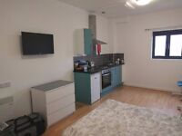 A furnitured studio in the centre of Liverpool for only 124 p / week all inclusive!