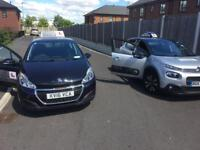 Driving lessons driving instructor Manchester