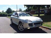 2005 PORSCHE CAYENNE 3.2 V6 AUTO/TIP TRONIC ++ LOW MILEAGE ++ QUAD TURBO EXHAUST ++ HPI CLEAR ++ P/X