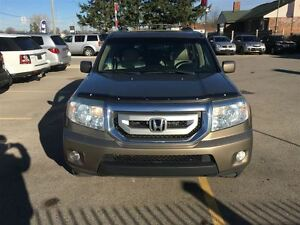 2009 Honda Pilot EX-L, Loaded; Leather, Roof, Drives Great Very  London Ontario image 8