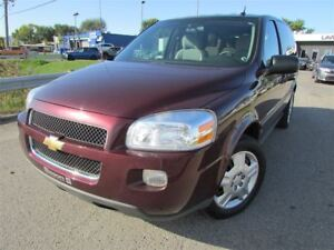 2009 Chevrolet Uplander LS A/C CRUISE 7 PASSAGERS BAS KM!!!!