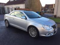 Volkswagen Eos 2007 lovely convertible, automatic, 13 months mot, drives superb