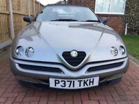 Alfa Romeo Spider T. Spark