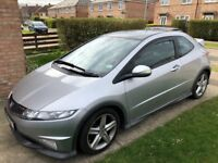 2008 HONDA CIVIC TYPE S GT 1.8 I-SHIFT SEMI-AUTOMATIC WITH WARRANTY