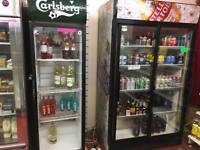 Commercial drinks fridges