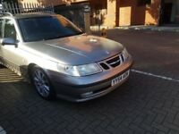 2004 SAAB 95 AERO 2.2 DEISEL ESTATE..TOW BAR..PART EX TO CLEAR