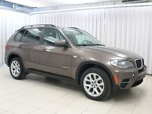 2013 BMW X5 35i x-DRIVE AWD EXECUTIVE EDITION SUV w/ COMFORT &