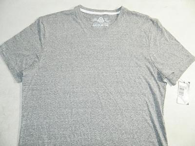 American Rag Men's Short Sleeve T Shirt Cotton Gray NWT Size M