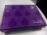 Ted Baker InvesTED Wallet - Brand New