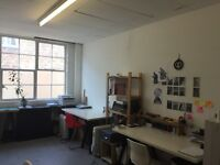Studios: Suitable for all Creatives/Artisits/Fashion: Warwick Works, Downs Road, E5 8QJ