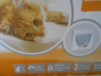 Brand New Cat Flap for Sale - - £5 - - -