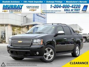 2012 Chevrolet Avalanche 4WD Crew Cab LTZ *Bluetooth, Premium So