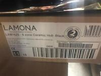 Ceramic Hob - Brand New Lamona 5 zone