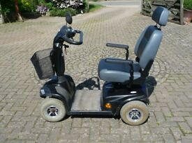 Patterson Mobility Scooter Model ST4D
