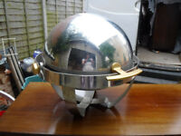 large Stainless Plate Warmer - hotel style - Spring of Switzerland