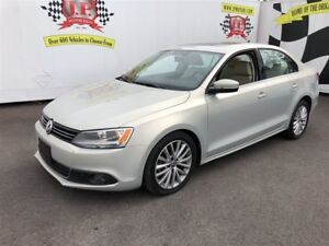 2012 Volkswagen Jetta Highline, Automatic, Leather, Sunroof, Die