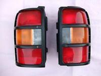 MITSUBISHI PAJERO MK2 (SHOGUN?) Rear Lights Right and Left