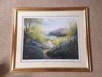 """Limited edition Print by Keith Last , framed 28"""" x 24"""""""