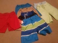 Boys clothing bundles shorts 5/6
