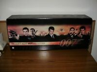 James Bond VHS Box Set