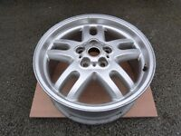 "OEM Range Rover 18"" Alloy Wheel Deep Dish Type L322 ** Only £30 **"